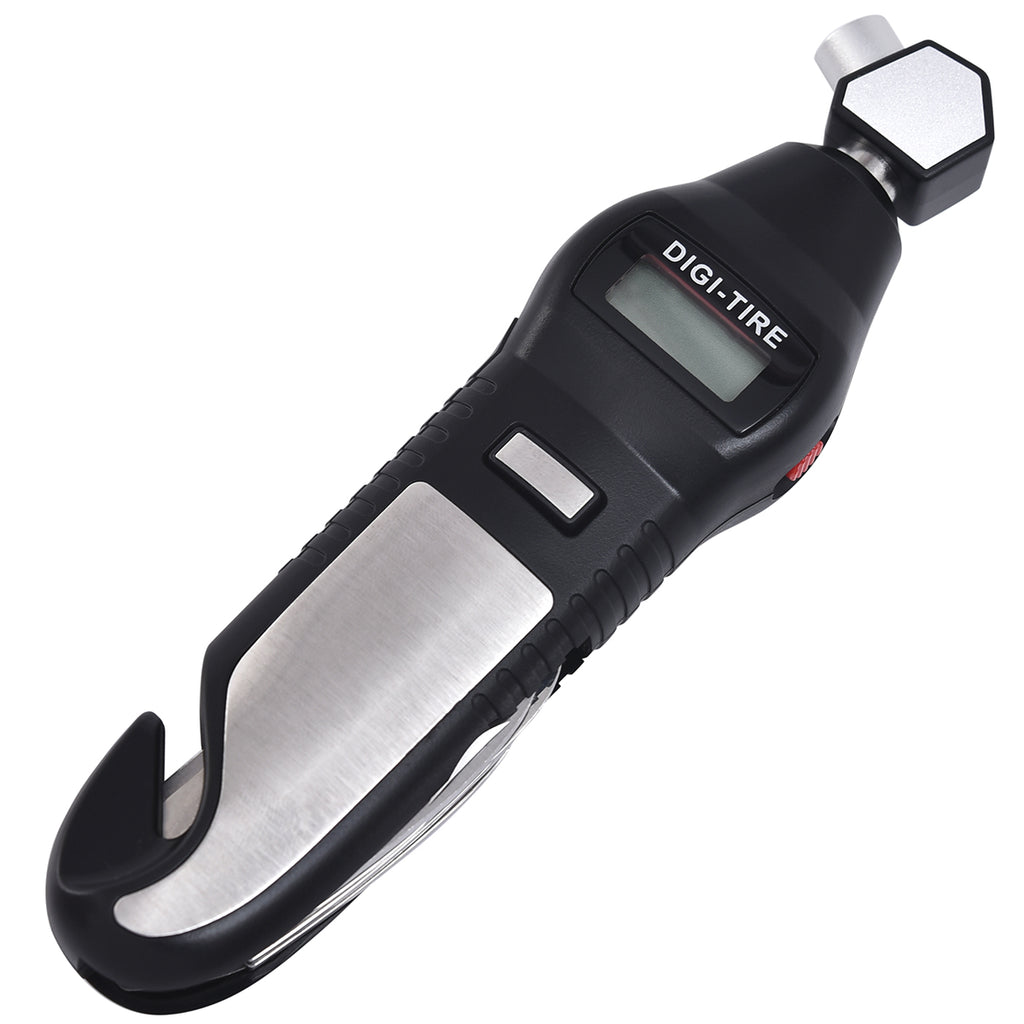 8 Function Digital Tire Gauge by Mad Style Wholesale