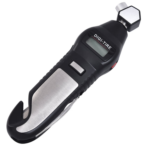 8 Function Digital Tire Gauge