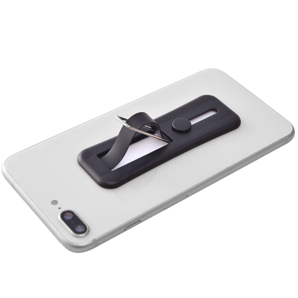 Smart Grip & Phone Stand Black by Mad Style Wholesale