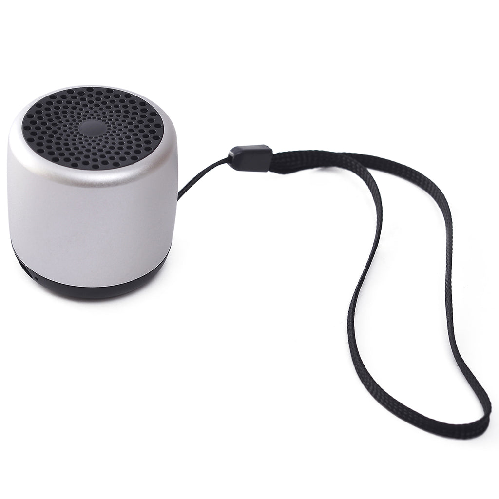 Bluetooth Nano Speaker Silver by Mad Style Wholesale