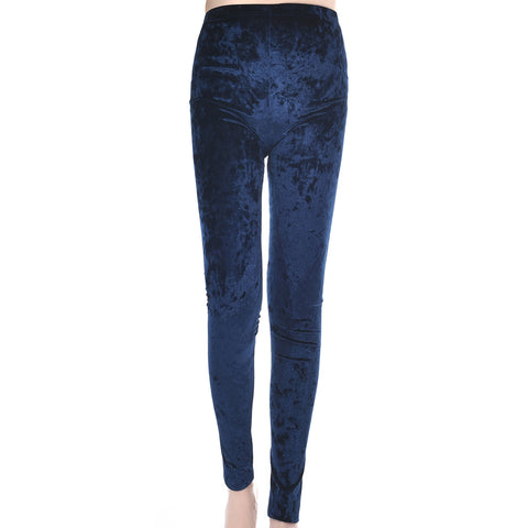 Plush Velvet Leggings