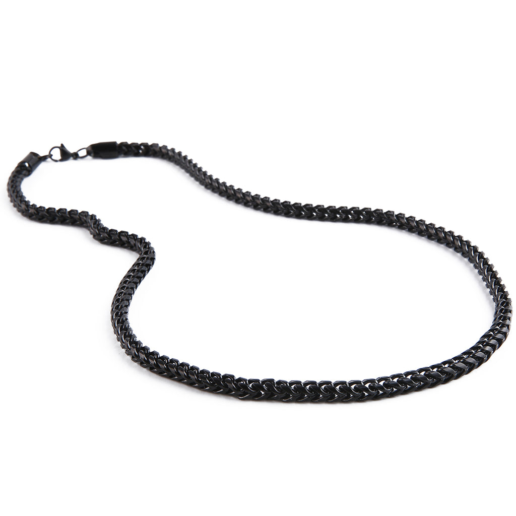 M|M Stainless Chain Necklace - Jewelry - Mad Man by Mad Style Wholesale