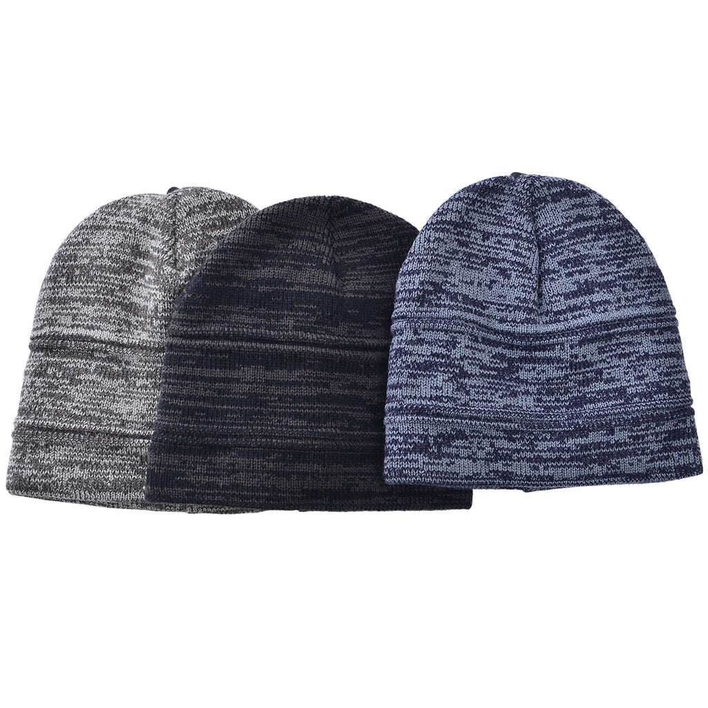 Heathered Toboggan Mad Man by Mad Style Wholesale