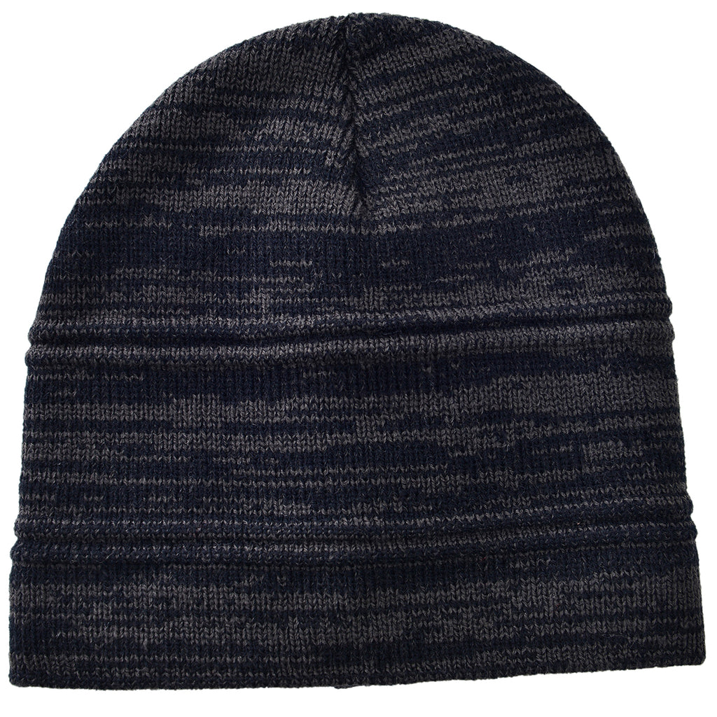 Heathered Toboggan Black by Mad Style Wholesale