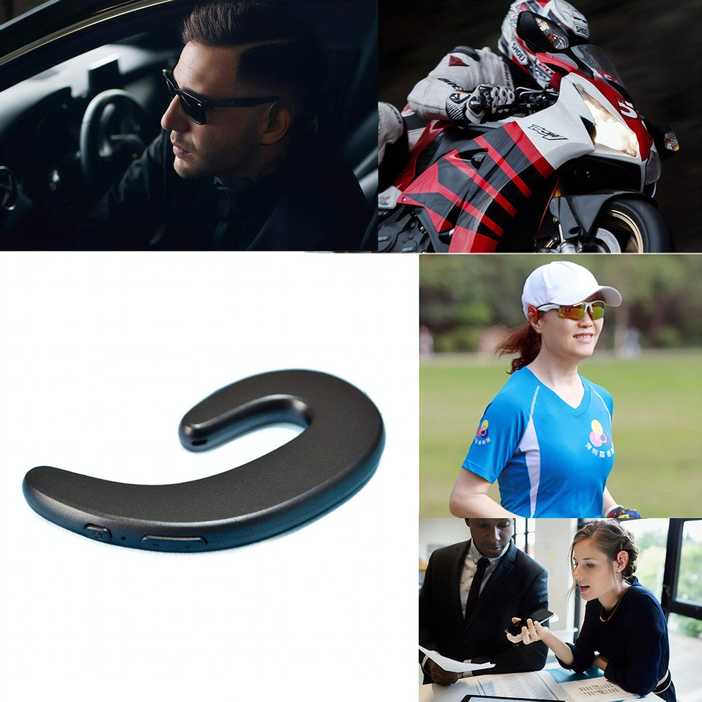 Bluetooth Ear Hook Speaker - Mad Man by Mad Style Wholesale