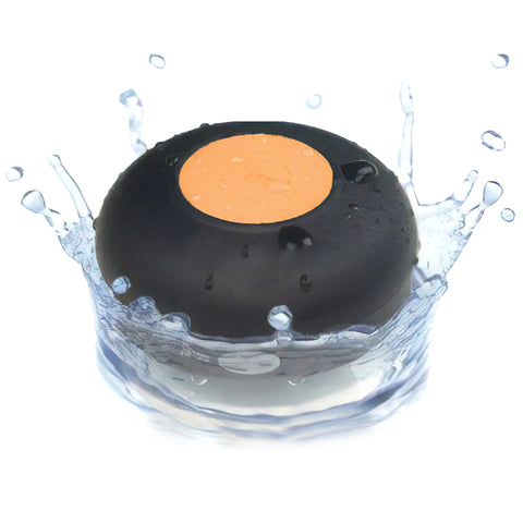 Silicone Stick Anywhere Waterproof Speaker