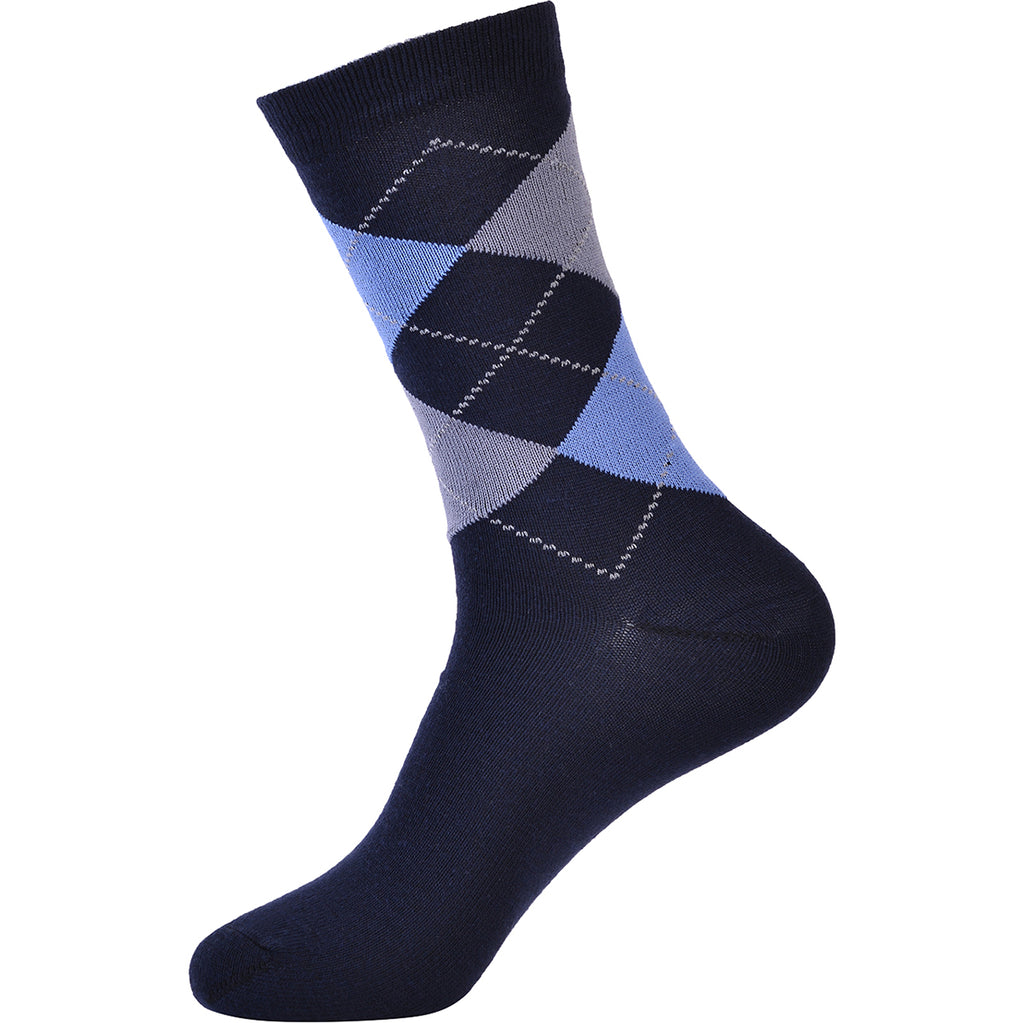 Brite Argyle Socks Set - Mad Man by Mad Style Wholesale