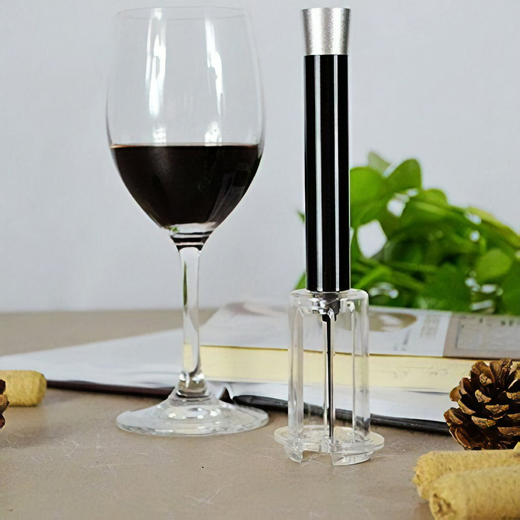 Air Pump Wine Opener - Mad Man by Mad Style Wholesale