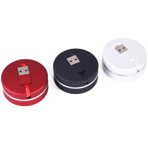 Retractable All Phone USB Charger