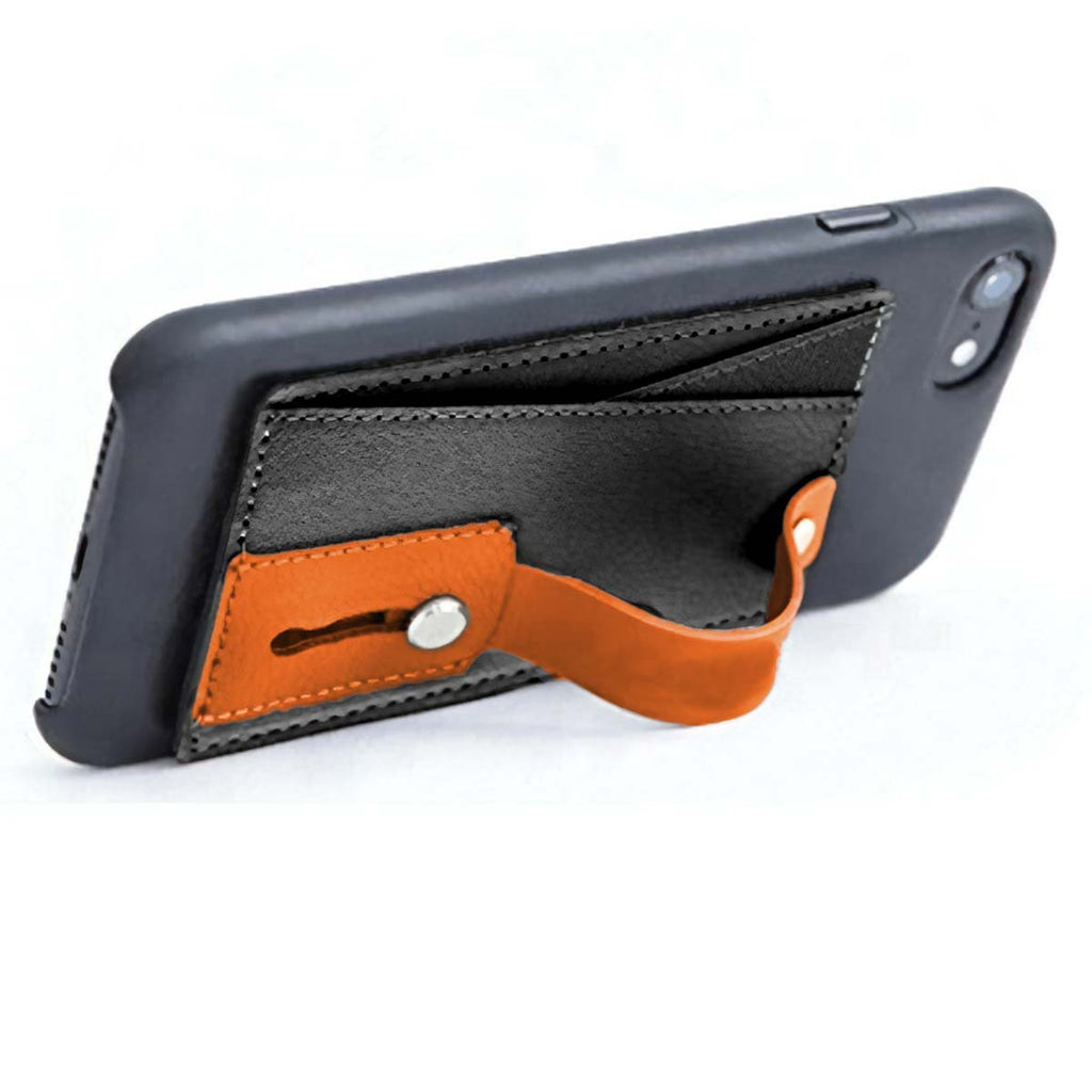 Men's Origami Phone Wallet, Grip and Stand Mad Man by Mad Style Wholesale