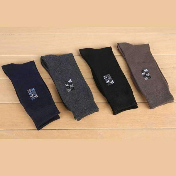 4 Pair Deco Frame Socks,Socks that Rock,Mad Man, by Mad Style