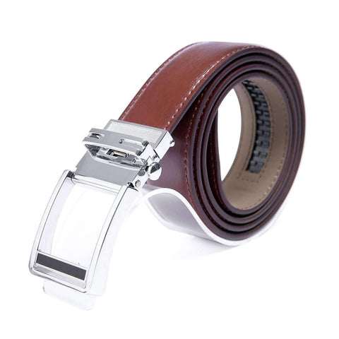 AutoMADtic All Size Leather Belt