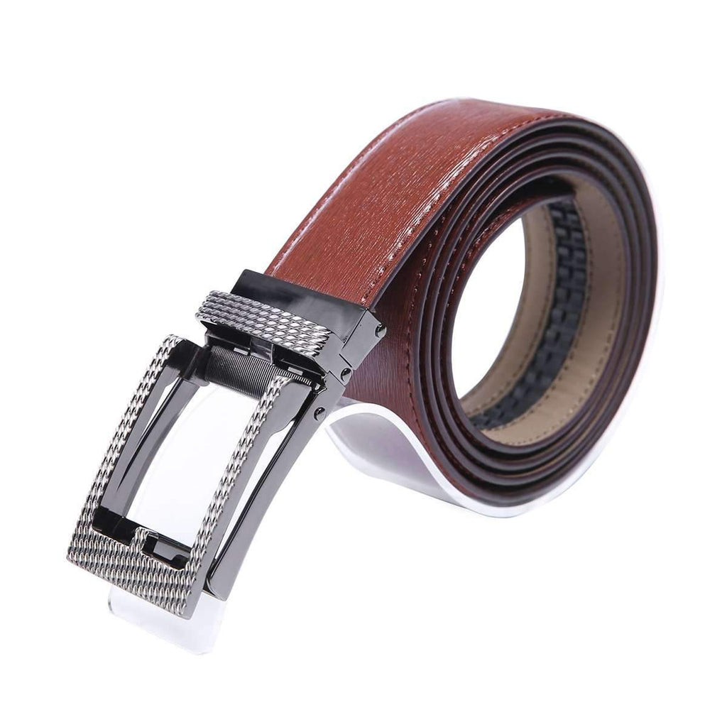 AutoMADtic All Size Leather Belt,Belts,Mad Man, by Mad Style