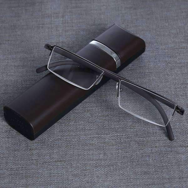 Cheats Readers With Flip Top Case,Eyewear,Mad Man, by Mad Style