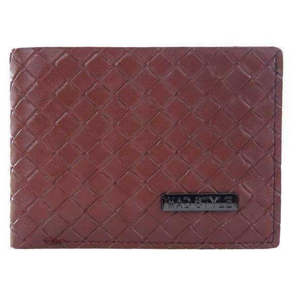 Cody Woven Men's Wallet,Wallets and Clips,Mad Man, by Mad Style