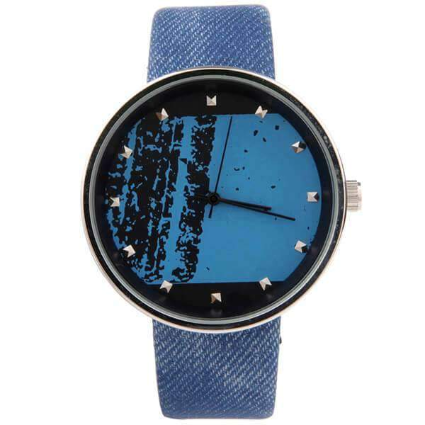 Denim Rub Watch,Watches,Mad Style, by Mad Style