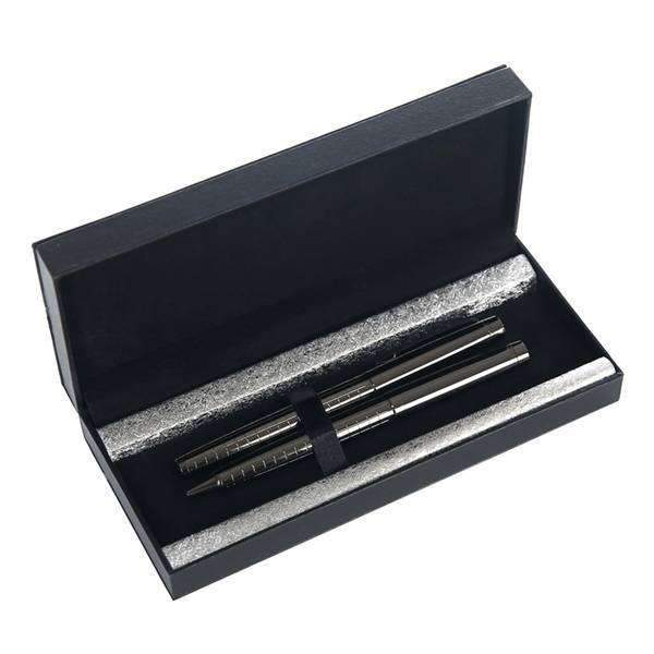 Gunmetal Pen Set,Guy Gifts,Mad Man, by Mad Style