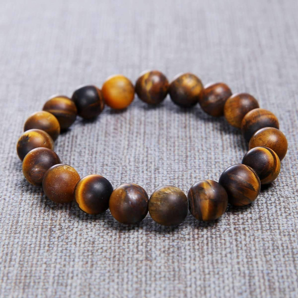 Lava and Stone Bracelets,Jewelry,Mad Man, by Mad Style