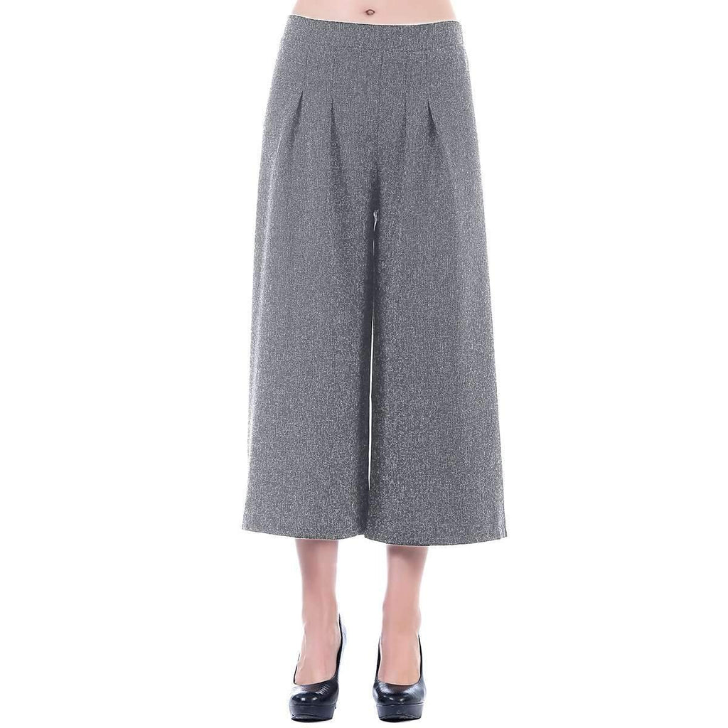 Linen Coulotte Pants,Bottoms,Mad Style, by Mad Style