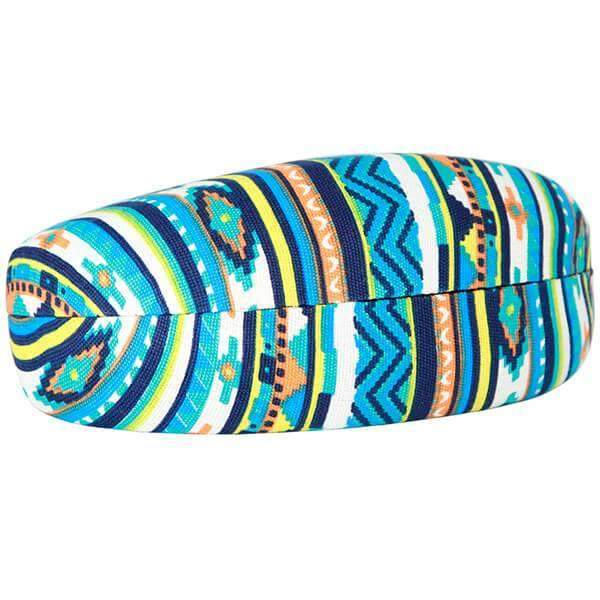 Mad Dog Aztec Glasses Case,Eyewear,Mad Style, by Mad Style