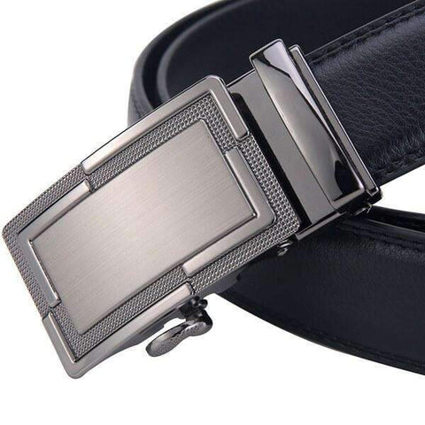 Mad Man Automatic Belt Black