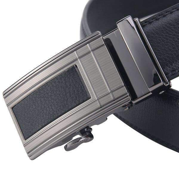 Mad Man Automatic Belt Black,Belts,Mad Man, by Mad Style