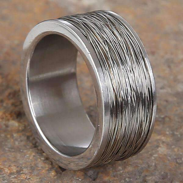 Mad Man Storm Stainless Ring,Jewelry,Mad Man, by Mad Style