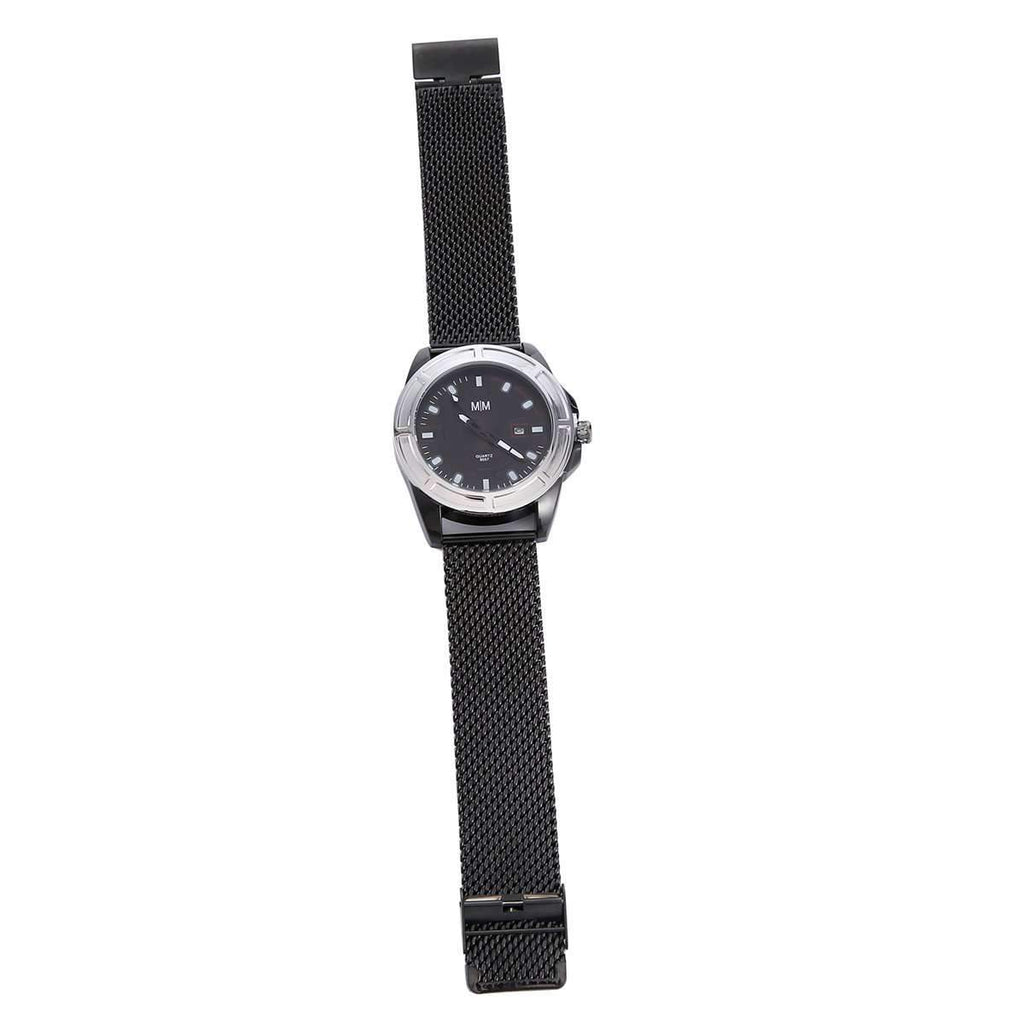 Mesh Staninless Men's Watch,Watches,Mad Man, by Mad Style