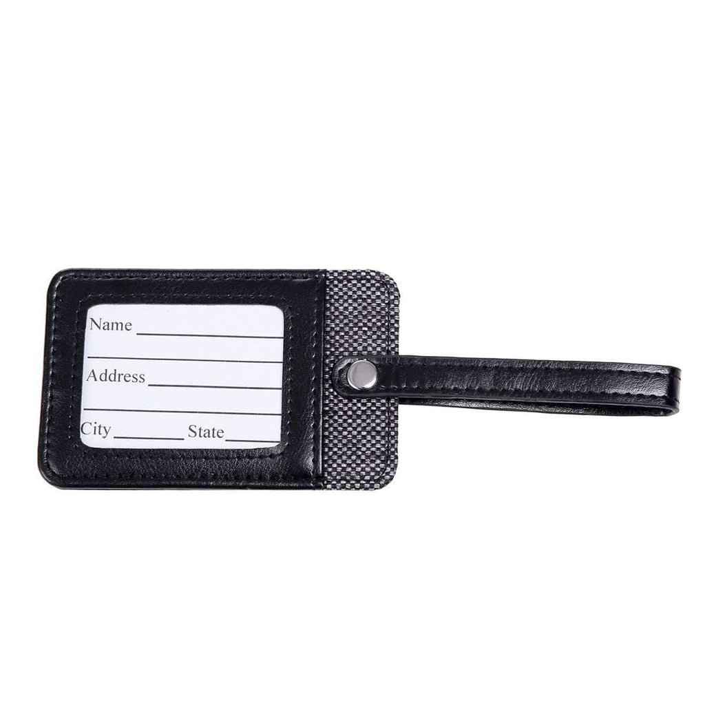 Passport & Luggage Tag Set,Travel Gear,Mad Man, by Mad Style