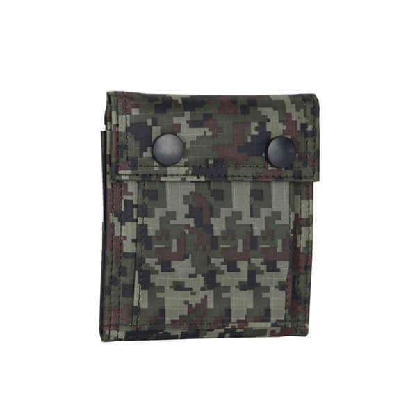 Pixeled Canvas Wallet,Wallets and Clips,Mad Style, by Mad Style