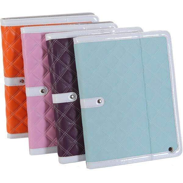 Quilted iPad Cover,Travel Gear,Mad Style, by Mad Style