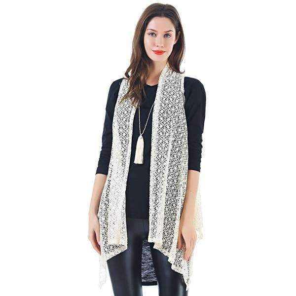 Sleeveless Dutch Wrap,Outerwear,Mad Style, by Mad Style