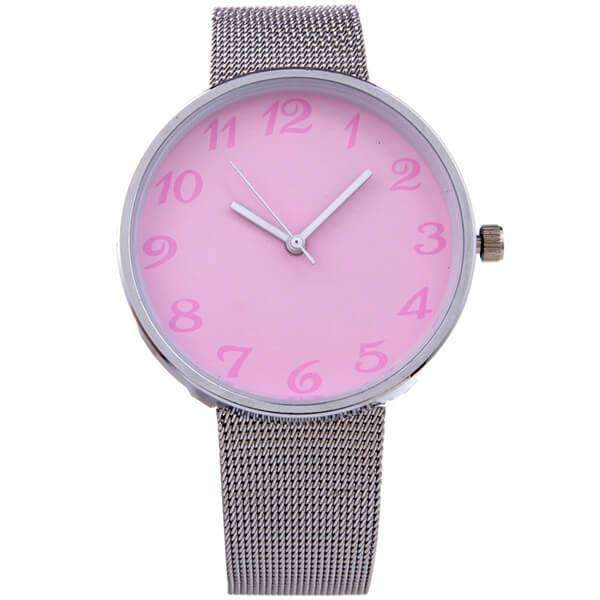 Stainless Mesh Band Watch,Watches,Mad Style, by Mad Style