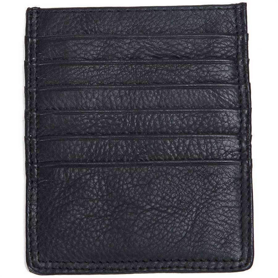 Tall Leather 2 Sided Card Case,Wallets and Clips,Mad Man, by Mad Style