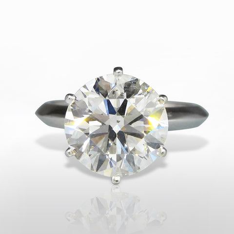 Fine Diamond Ring by Marina D Jewels