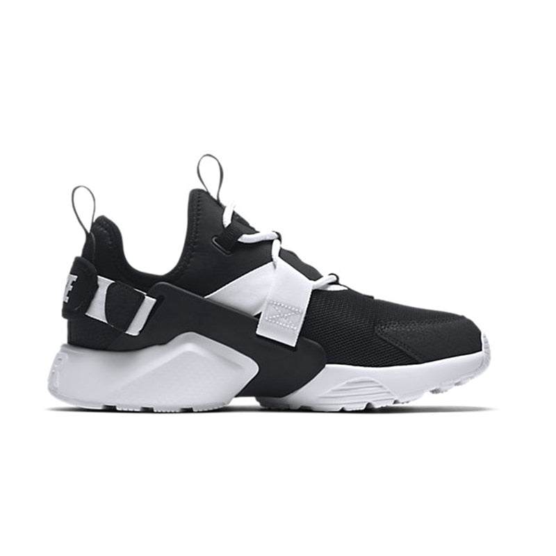 new arrival b8163 3ff6d ... NIKE AIR HUARACHE CITY LOW New Arrival Mens  amp  Womens Running Shoes  Mesh Breathable Sneakers