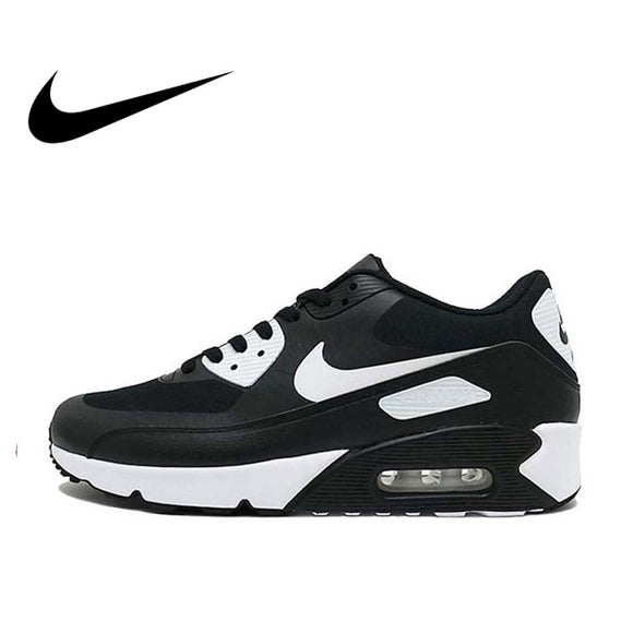 Official Original Nike AIR MAX 90 Men s Running Shoes Breathable Sports  Sneakers Comfortable Fast Outdoor Athletic 600a16d56d5d