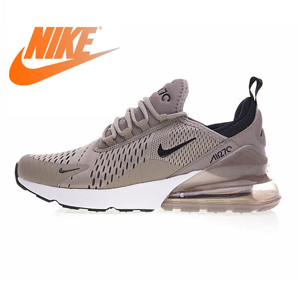 d750ef8583 Original Authentic Nike Air Max 270 Men's Running Shoes Air Sole Sports  Outdoor Sneakers Breathable Comfortable