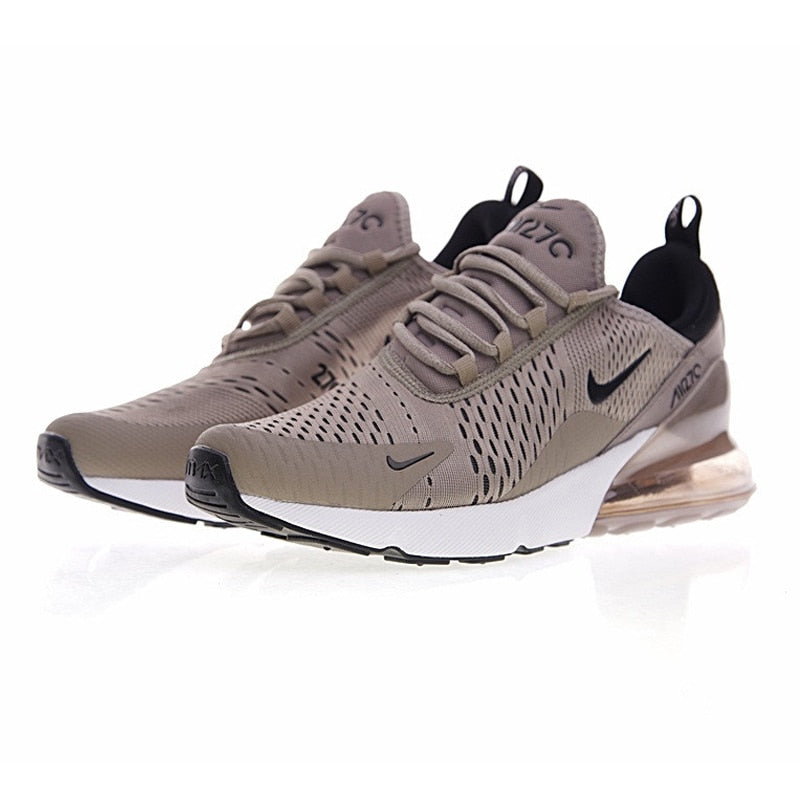 e5a7e45dd10a ... Original Authentic Nike Air Max 270 Men s Running Shoes Sports Outdoor  Sneakers Breathable Comfortable Light Running ...