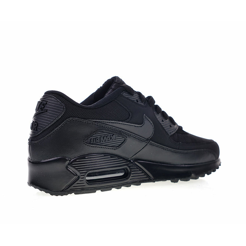 super popular 0852f f6a59 Original Authentic Nike Air Max 90 Essential Men's Running Shoes Sport  Outdoor Breathable Sneakers 2018 New Arrival 537384-090 1