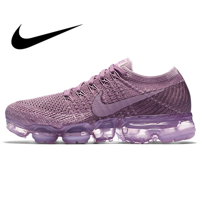 Original Authentic Nike Air Vapormax Flyknit Women S Breathable