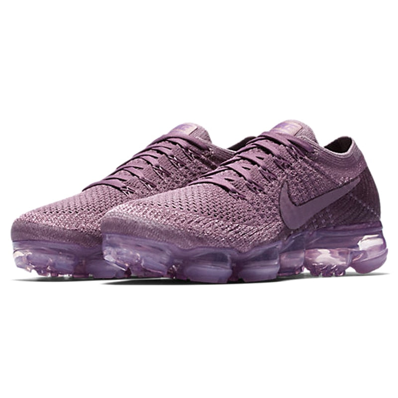 5be5a937f7 ... Original Authentic Nike Air VaporMax Flyknit Women's Breathable Running  Shoes Outdoor Sneakers Good Quality 2018 New ...