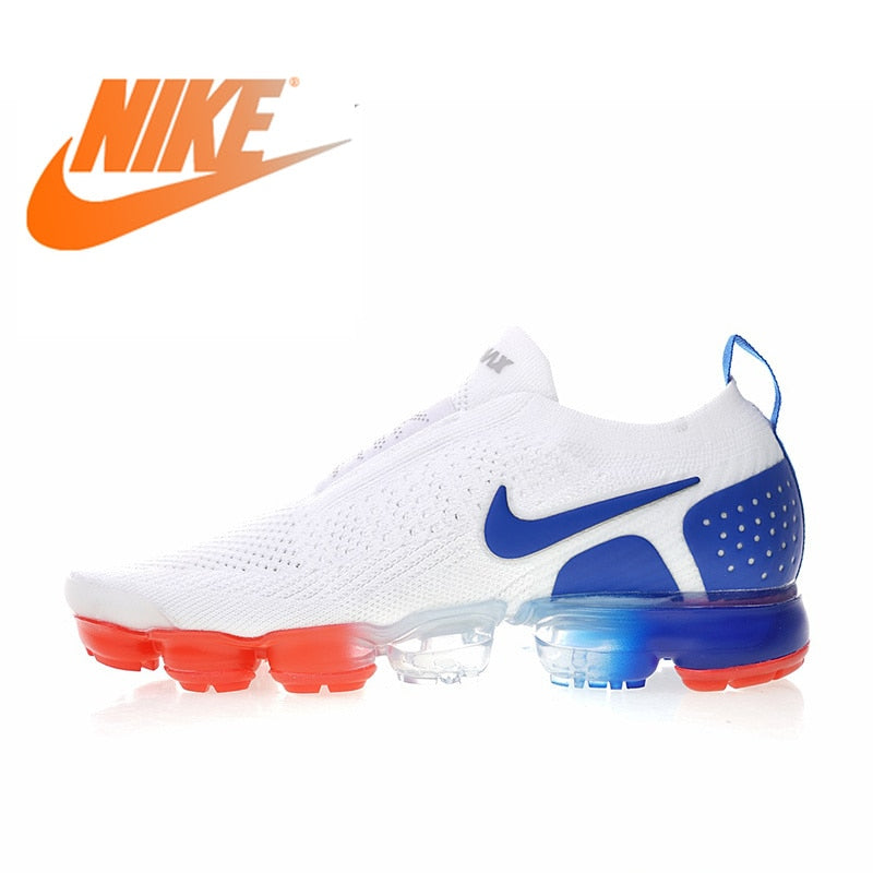 6c400e5f966a Original Authentic Nike Air VaporMax Moc 2 Men s Running Shoes Outdoor  Sports Sneakers Designer 2018 New ...