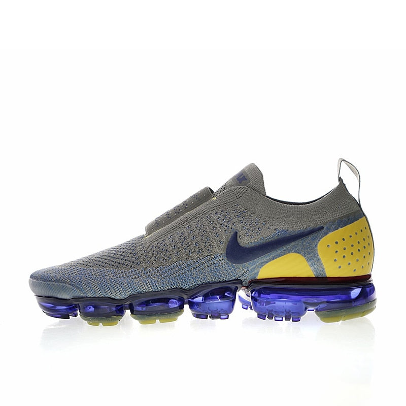584ba16ae7f ... Original Authentic Nike Air VaporMax Moc 2 Men s Running Shoes Outdoor  Sports Sneakers Designer 2018 New ...