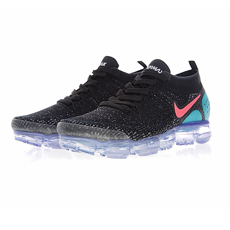 82e728100f ... Original NIKE AIR VAPORMAX FLYKNIT 2.0 Authentic Mens Running Shoes  Sport Outdoor Sneakers Breathable durable Athletic ...