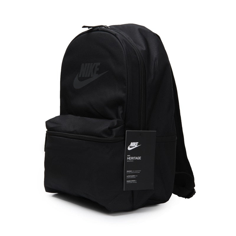 288156421c28a ... Original New Arrival 2018 NIKE Sportswear Heritage Unisex Backpacks  Sports Bags ...