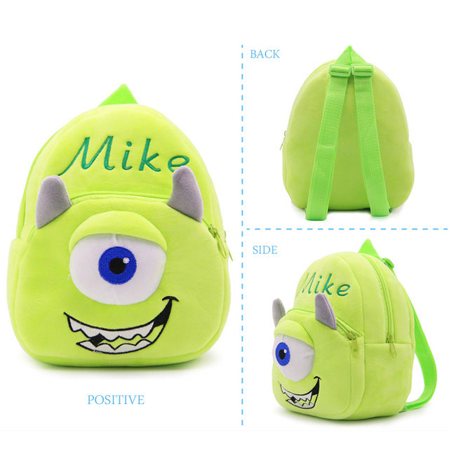 ... Cartoon Plush Kids School Bags Children Girl Mini School Backpacks Baby  mochila Infant School Bags Boy ... be6d8300e4253