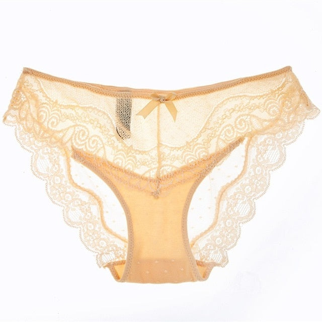 433b0fb5a Hot sale! l women s sexy lace panties seamless cotton breathable panty ...