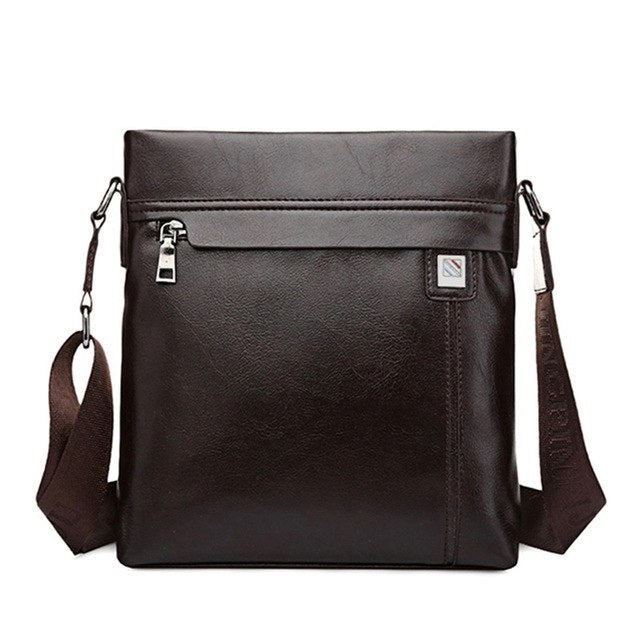 e95fc02ddb50 ... VIDENG POLO Men Bag New Famous Brand Leather Casual Men s Crossbody Shoulder  Bag Business Mens Messenger ...