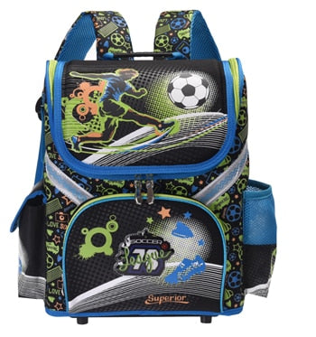 4d0bccce1086 ... wenjie brother Kids butterfly Schoolbag Backpack EVA Folded Orthopedic  Children School Bags For Boys and girls ...